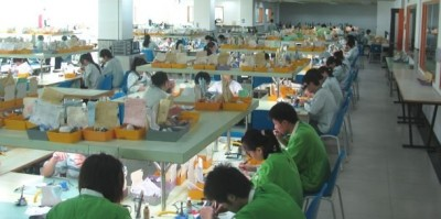 Modern Dental Laboratory manufacturing facility in Shenzhen, China. (DTI/Photo courtesy of Evado PR, USA)